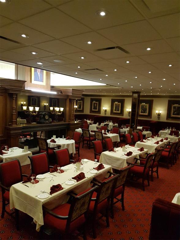dining room fine dining