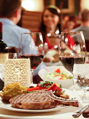 top restaurant in regina - the diplomat 36