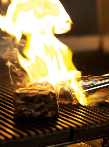top restaurant in regina - the diplomat flame